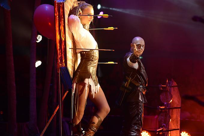 Фото цирк голый