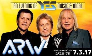 ARW- An evening of YES music & more